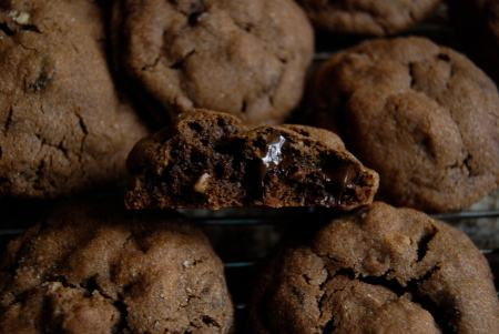 Tex Mex Chocolate Cookies 004