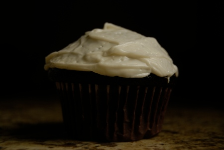 Chocolate Cupcake from KA Flour recipe